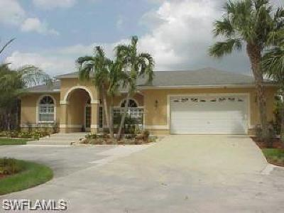Naples FL Single Family Home For Sale: $550,000