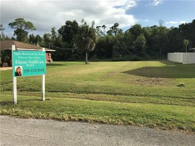 Naples Residential Lots & Land For Sale: 00 Colonial Dr