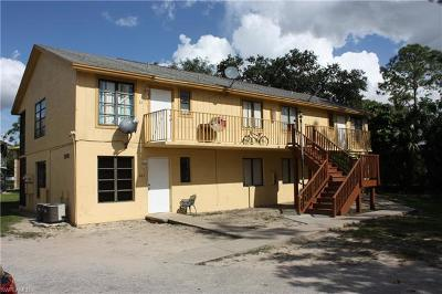 Naples Multi Family Home For Sale: 5580 SW 16th Pl