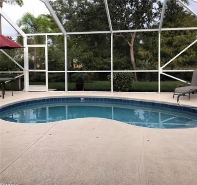Bonita Springs Single Family Home For Sale: 15402 W Queen Angel Way