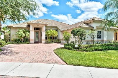 Naples Single Family Home For Sale: 9049 Bronco Ct