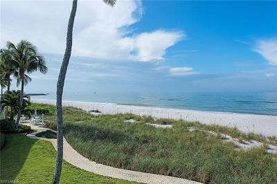 Condo/Townhouse For Sale: 2601 N Gulf Shore Blvd #16