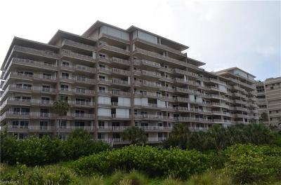 Marco Island Condo/Townhouse For Sale: 780 S Collier Blvd #605