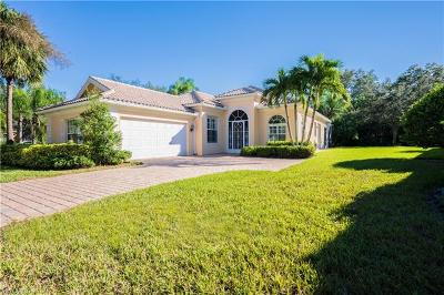 Naples Single Family Home For Sale: 6044 Andros Way