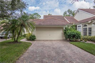 Naples Single Family Home For Sale: 136 Amblewood Ln #8-804
