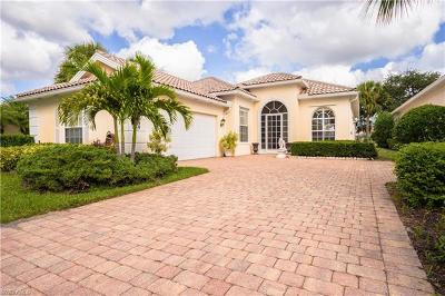 Naples Single Family Home For Sale: 3919 Valentia Way