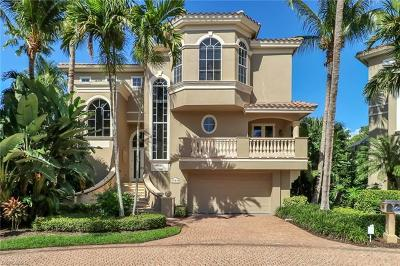 Bonita Springs Single Family Home For Sale: 27610 Marina Isle Ct