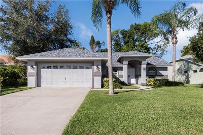 Naples Single Family Home For Sale: 2007 N Crown Pointe Blvd