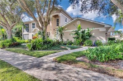 Naples Single Family Home For Sale: 5010 Marina Cove Dr #4-201