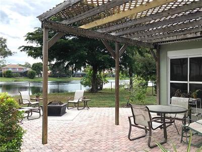 Fort Myers Single Family Home For Sale: 6612 N Plantation Preserve Cir