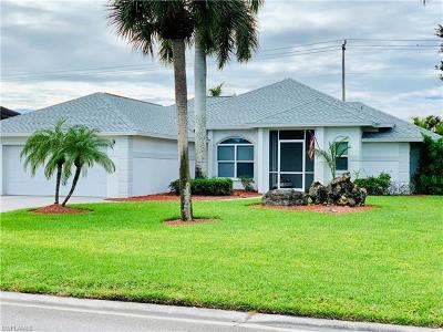 Naples Single Family Home For Sale: 489 Raven Way