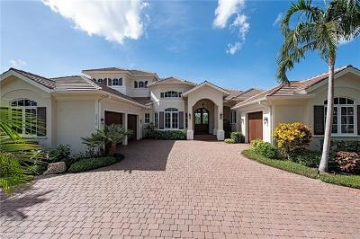 Naples Single Family Home For Sale: 2310 Tarpon Rd