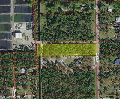 Naples Residential Lots & Land For Sale: 1811 SW 23rd St