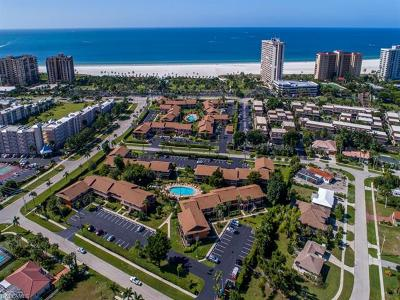 Mariner Apts Marco Island Condo/Townhouse For Sale: 58 Manor Ter #8-202
