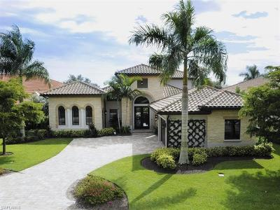 Naples Single Family Home For Sale: 16776 Brightling Way