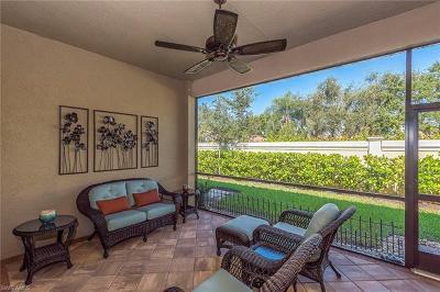 Naples Single Family Home For Sale: 13437 Monticello Blvd