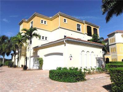 Naples Single Family Home For Sale: 1474 Borghese Ln #101
