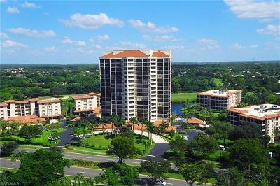 Naples Condo/Townhouse For Sale: 6000 Pelican Bay Blvd #C-404