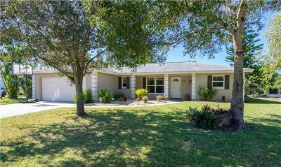 Fort Myers Single Family Home For Sale: 5246 Kenilworth Dr