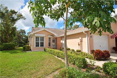 Naples FL Single Family Home For Sale: $280,000