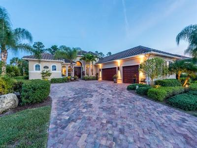 Fort Myers Single Family Home For Sale: 12803 Guildford Ter
