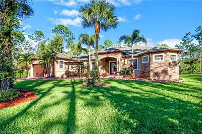 Naples Single Family Home For Sale: 460 SW 1st St