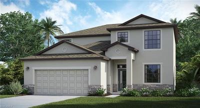 Fort Myers Single Family Home For Sale: 14372 Vindel Cir