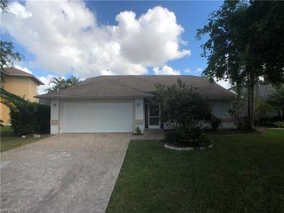 Naples FL Single Family Home For Sale: $307,500