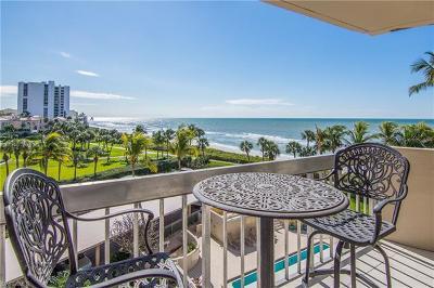 Naples Condo/Townhouse For Sale: 4001 N Gulf Shore Blvd #405