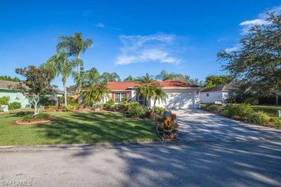 Fort Myers Single Family Home For Sale: 15627 Sunny Crest Ln