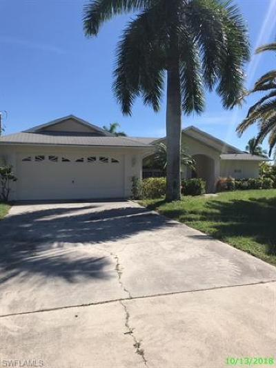 Cape Coral Single Family Home For Sale: 4123 SW 23rd Pl