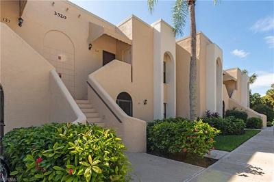 Naples Condo/Townhouse For Sale: 3320 Olympic Dr #124