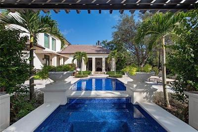 Naples FL Single Family Home For Sale: $5,250,000