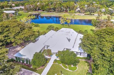 Naples Single Family Home For Sale: 12922 White Violet Dr