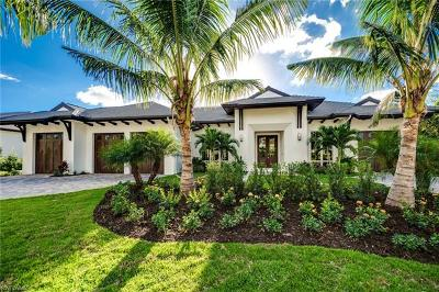 Naples FL Single Family Home For Sale: $5,300,000