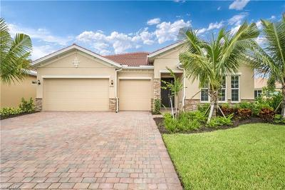 Fort Myers Single Family Home For Sale: 2840 Royal Gardens Ave