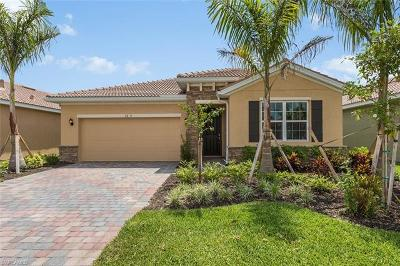 Fort Myers Single Family Home For Sale: 3255 Birchin Ln