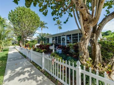 Naples Condo/Townhouse For Sale: 725 S 2nd St #5