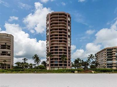 Marco Island Condo/Townhouse For Sale: 850 S Collier Blvd #1603
