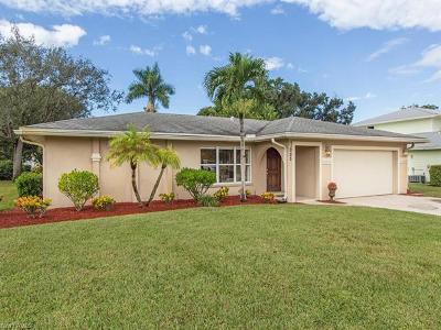 Naples FL Single Family Home For Sale: $578,000