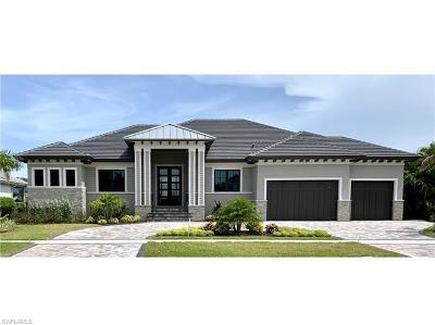 Marco Island Single Family Home For Sale: 1275 Winterberry Dr