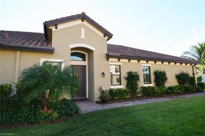 Bonita Springs Single Family Home For Sale: 9187 Isla Bella Cir