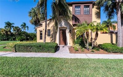 Naples Single Family Home For Sale: 9093 S Capistrano St #75-1