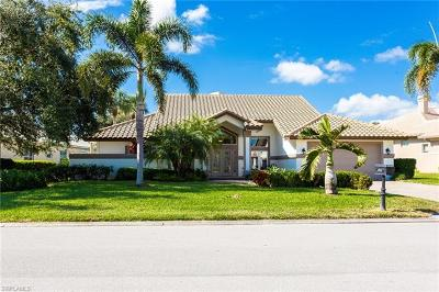 Single Family Home For Sale: 8935 Lely Island Cir