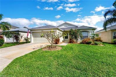 Estero Single Family Home For Sale: 21615 Berwhich Run