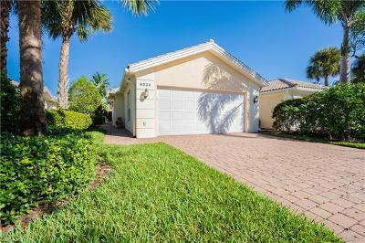 Naples Single Family Home For Sale: 4324 Redonda Ln