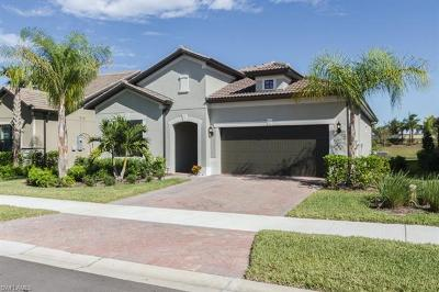 Fort Myers Single Family Home For Sale: 12855 Epping Way