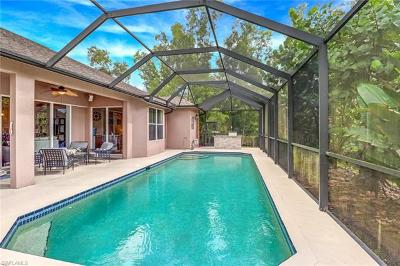 Naples Single Family Home For Sale: 5040 Hawthorn Woods Way