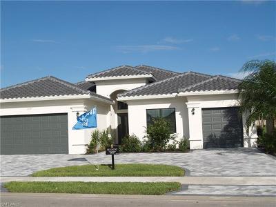 Naples Single Family Home For Sale: 4374 Caldera Cir