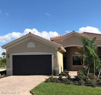 Fort Myers Single Family Home For Sale: 11659 Lakewood Preserve Pl